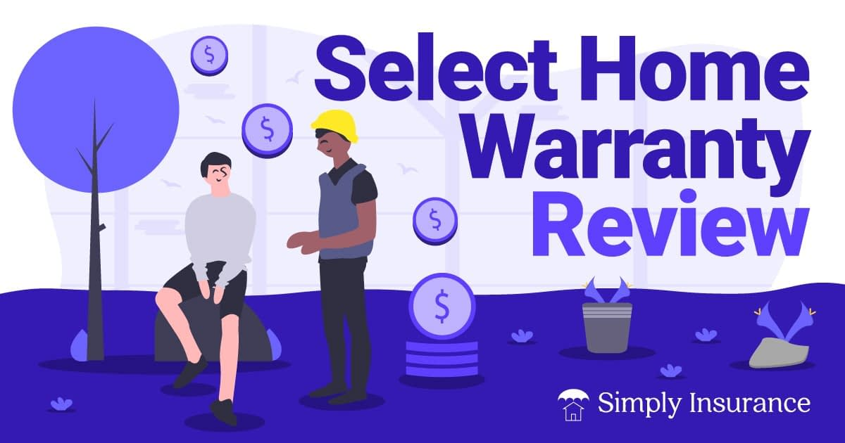 select home warranty reviews