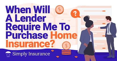 do lenders require home insurance