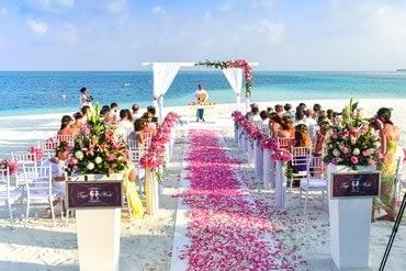 wedding relocation