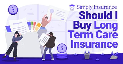 buy long-term care insurance