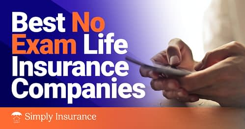 best no exam life insurance