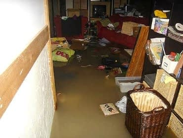 homeowners will cover water backup