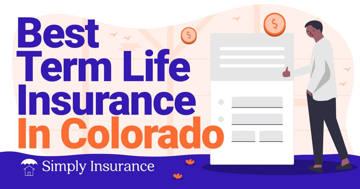 best term life insurance Colorado