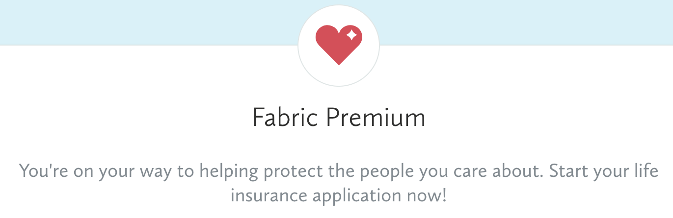 fabric premium