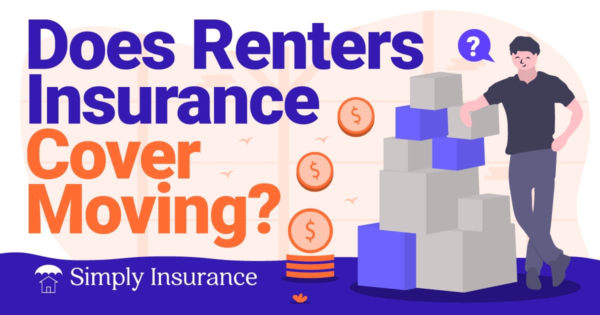 will renters insurance cover my move
