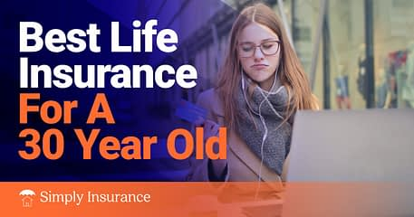 life insurance for 30 year old