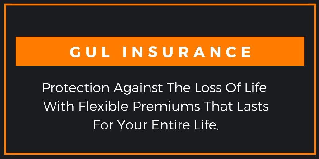 guaranteed universal life insurance quotes