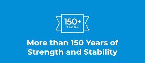 pacific life 150 years