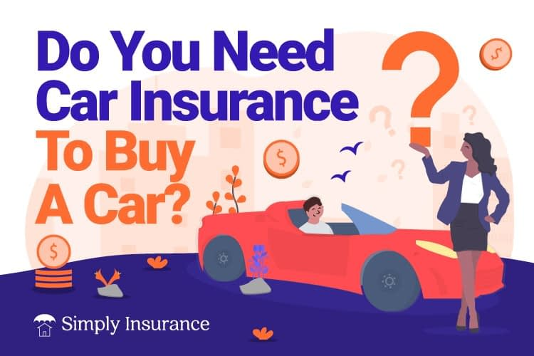 car insurance for buying a car