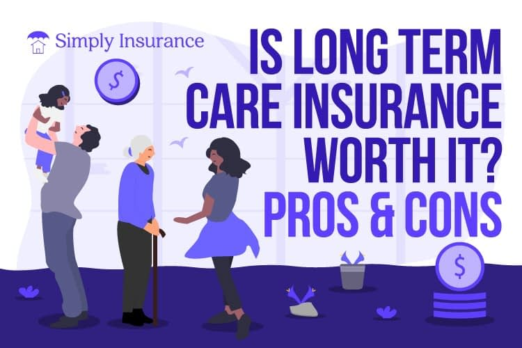 long term care insurance pros and cons