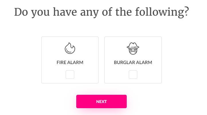 fire alarm and burglar alarm