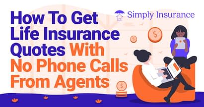 term life insurance quotes no phone calls