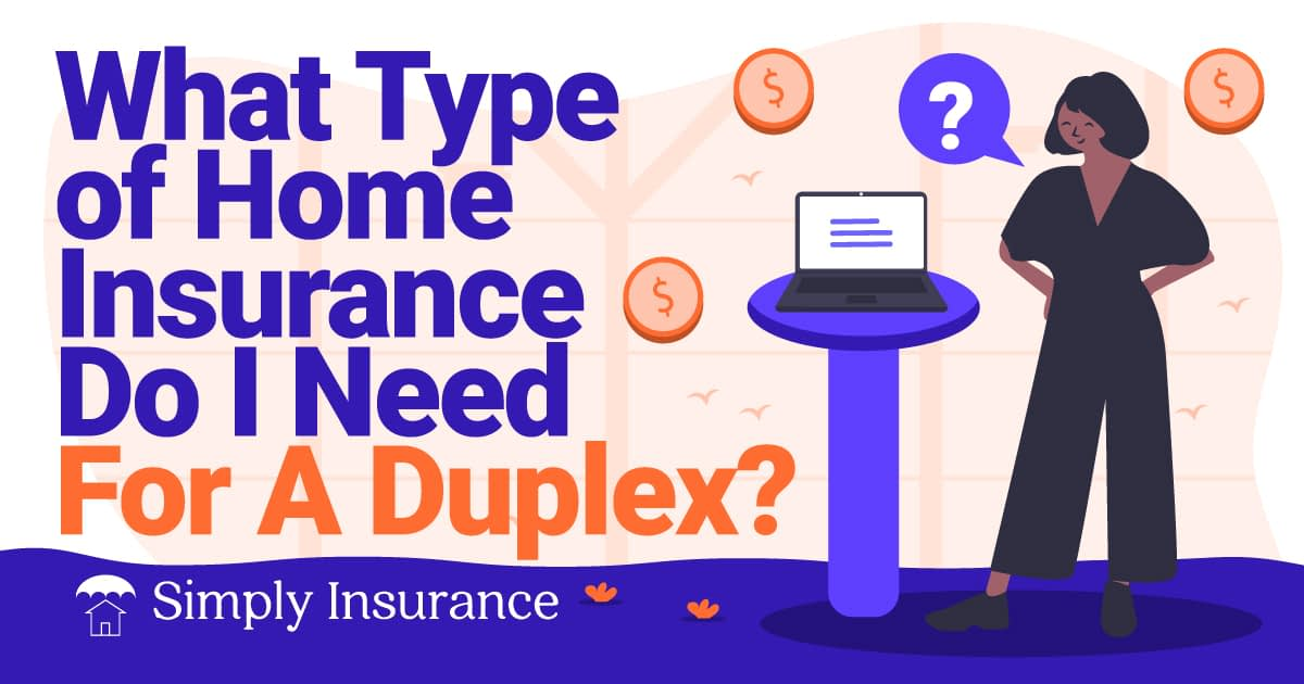 home insurance for a duplex