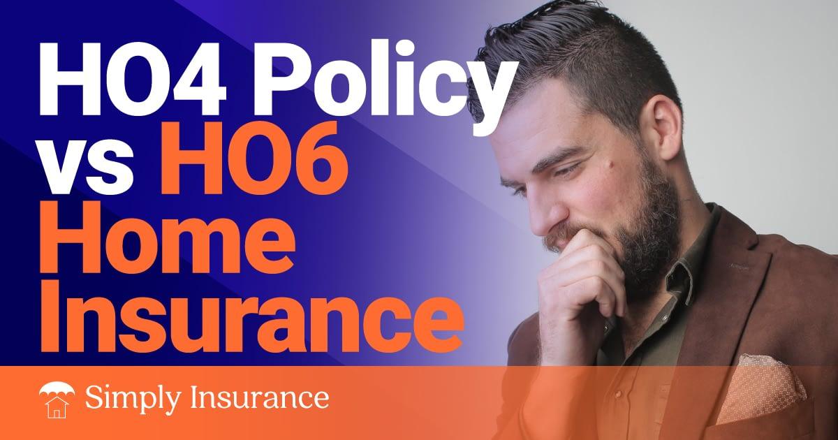 ho4 policy vs ho6
