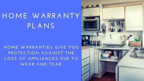 home warranty plans