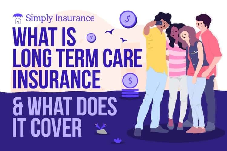 what is long term care insurance