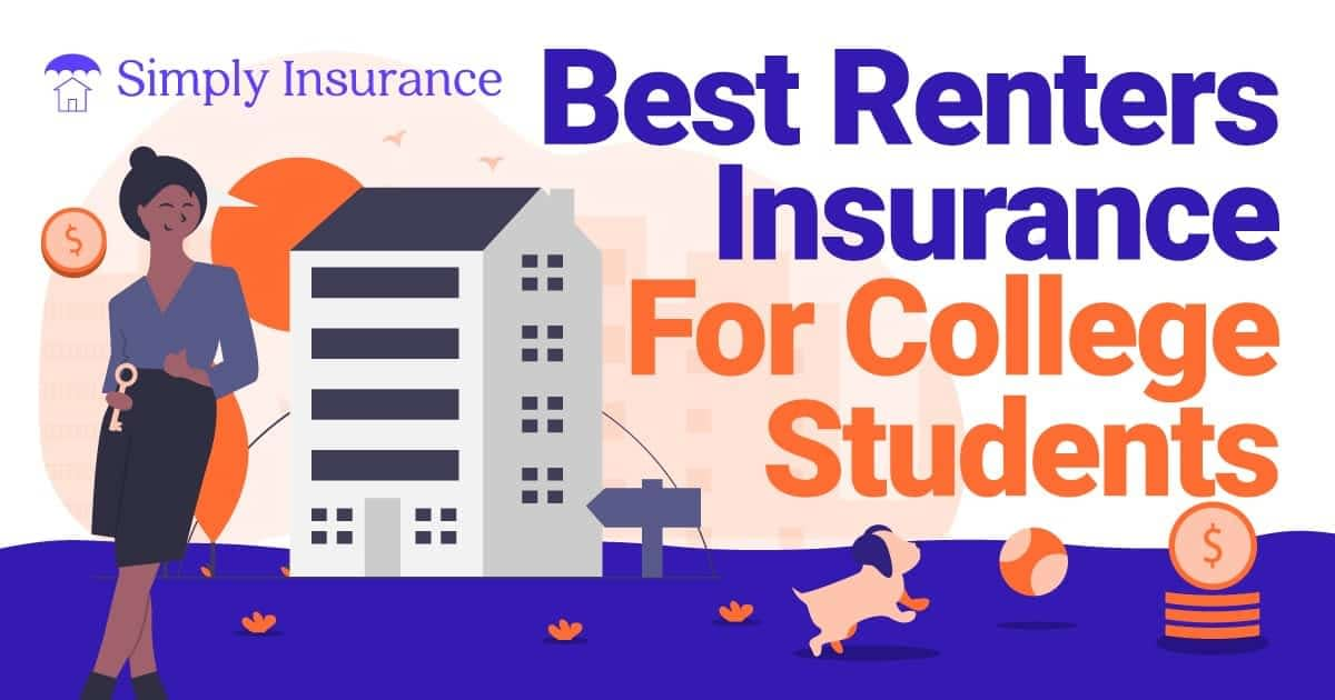 best renters insurance for college students