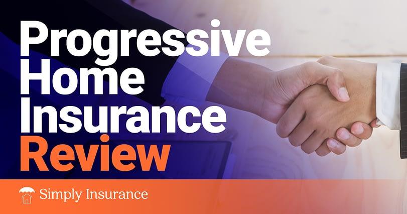 progressive home insurance